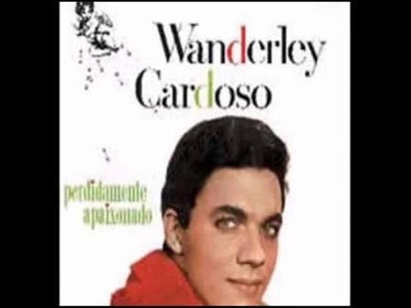 WANDERLEY CARDOSO - LP PERDIDAMENTE APAIXONADO 1967 COMPLETO