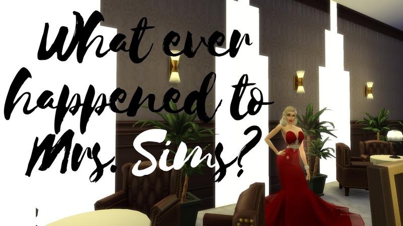 Что случилось с миссис Симс Глава 5 The Sims 4