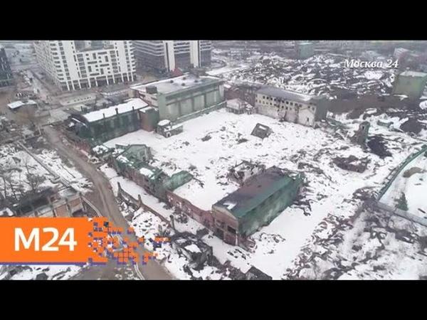Москва сегодня столица реализует 63 проекта реорганизации промзон - Москва 24