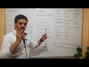 Learn Turkish ''Rahmi Cundi'' - Lesson 1 - Learn how to say the letters and sounds in Turkish