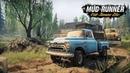 Новое DLC Old-Timers Прохождение 2 - SpinTires: MudRunner