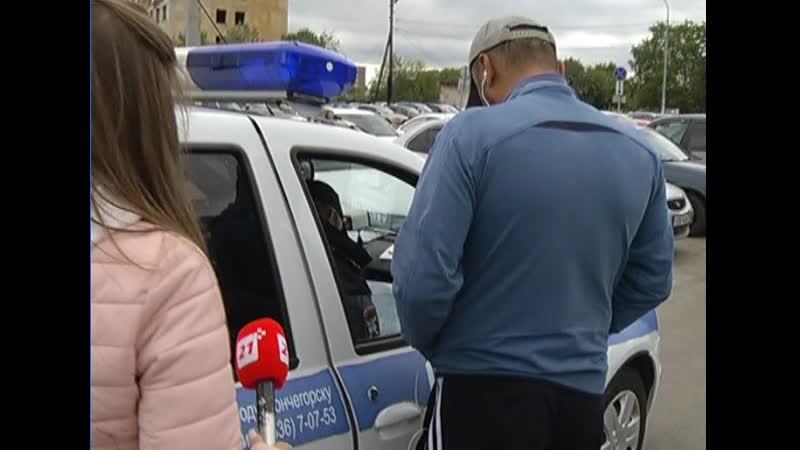 Лысая резина и пустая аптечка. Полицейские проверяют мурманские маршрутки и автобусы