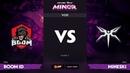 RU Boom ID vs Mineski Game 1 StarLadder ImbaTV Dota 2 Minor S2 SEA Qualifiers