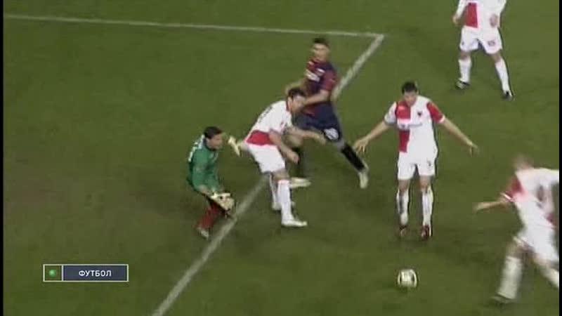 292 EL-2009/2010 Slavia Praha - Genoa CFC 0:0 (02.12.2009) HL