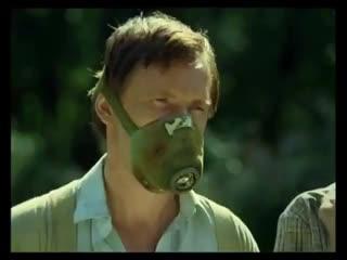 Сейчас я маску сниму и надышу вам тут! «кин-дза-дза!»