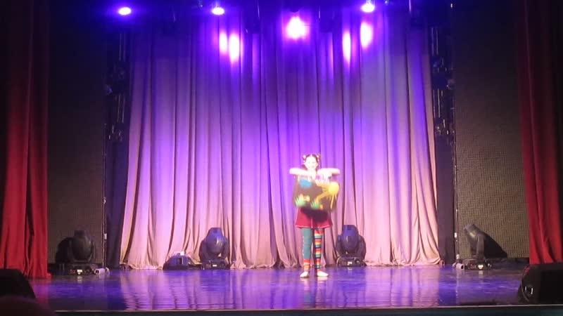 Колыхалкина Яна Лауреат 1 степени Всероссийского конкурса детского и юношеского творчества Земля талантов май 2019