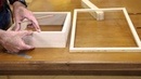 The Down to Earth Woodworker Quick Cabinet Drawers