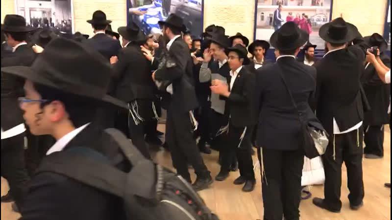 В аэропорту Тель Авива