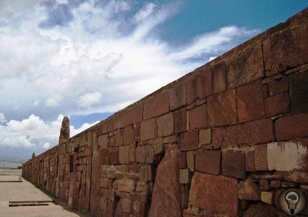 Места силы древних: Боливия, Тиуанако.