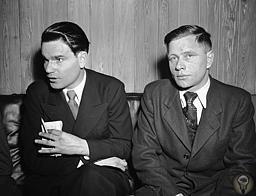 9 ОКТЯБРЯ 1948 ГОДА СОВЕТСКИЙ БОМБАРДИРОВЩИК ТУ-2 ПРИЗЕМЛИЛСЯ В АВСТРИИ НА АЭРОДРОМЕ АМЕРИКАНСКОЙ БАЗЫ. На борту самолета находились Петр Пирогов и Анатолий Барсов летчики, участники Великой