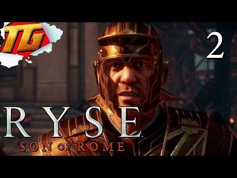 ДАМОКЛ ➤ Ryse: Son of Rome ➤ Прохождение 2