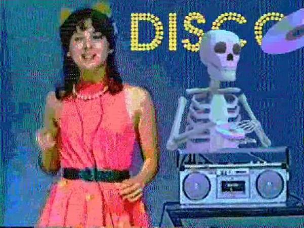 ABBA Dancing Queen Vaporwave