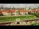 Dron nad Zamkiem Zamek Królewski w Warszawie Muzeum