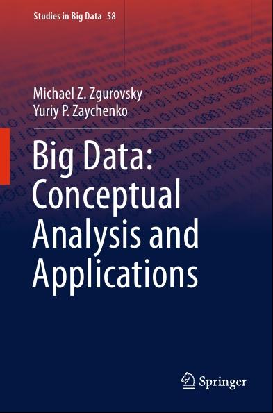 Big Data: Conceptual Analysis and Applications