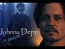 Джонни Депп Drawing Johnny Depp