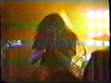 Cannibal Corpse - live at Cultureel Centrum, Grootebroek 27-10-1991