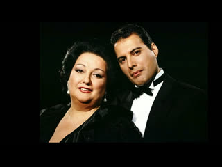 Freddie mercury & montserrat caballe - how can i go on (live 1989)