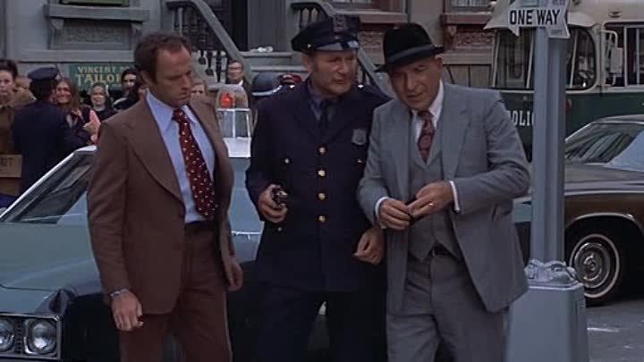 Kojak 1x01 Situación de terror