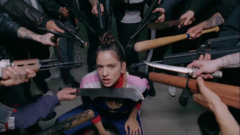 Rosalía - Pienso en tu mirá (Cap.3: Celos) (2018)
