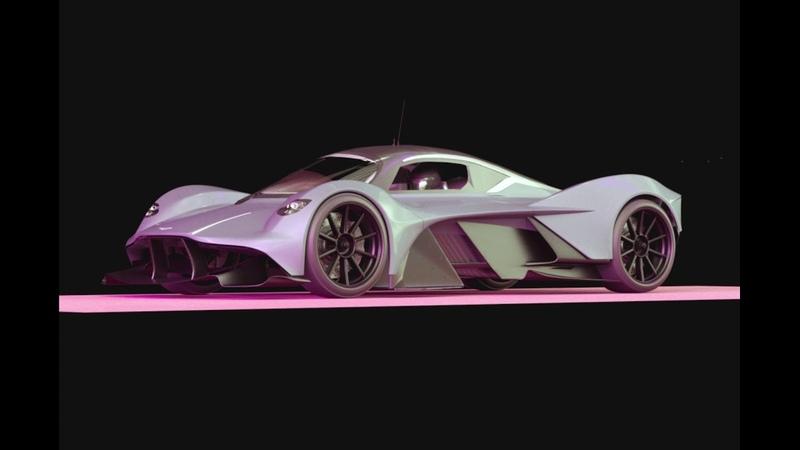 Aston Martin AM-RB 001 3d