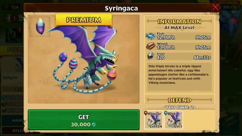 Spring in your Step PACK - Dragons_Rise of Berk
