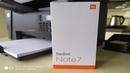 Xiaomi Redmi Note 7 - Kutu Açılımı