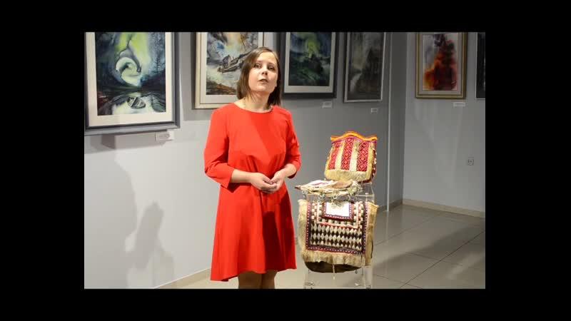 Новоуренгойскому музею изобразительных искусств 35 лет изфондовнгмии