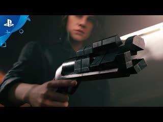 Control ¦ trailer ¦ ps4