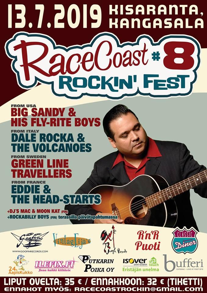 13.07 Racecoast Rockin' Fest #8