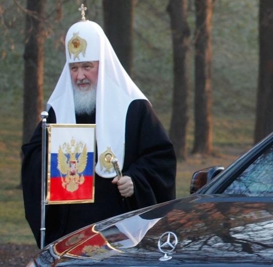 """Про патриарха Кирилла и как у нашего народа """"не получилось"""" (с)"""
