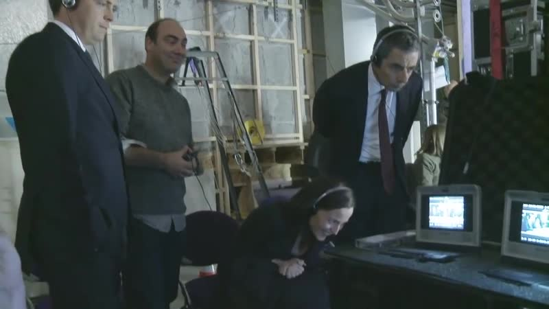 Johnny English Reborn (2011) Part1 - B-Roll, Making of Behind the Scenes