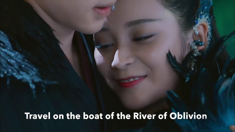 ENG SUB [MV] - Ashes of Love OST Upwards to the Moon (左手指月) - Sa Dingding