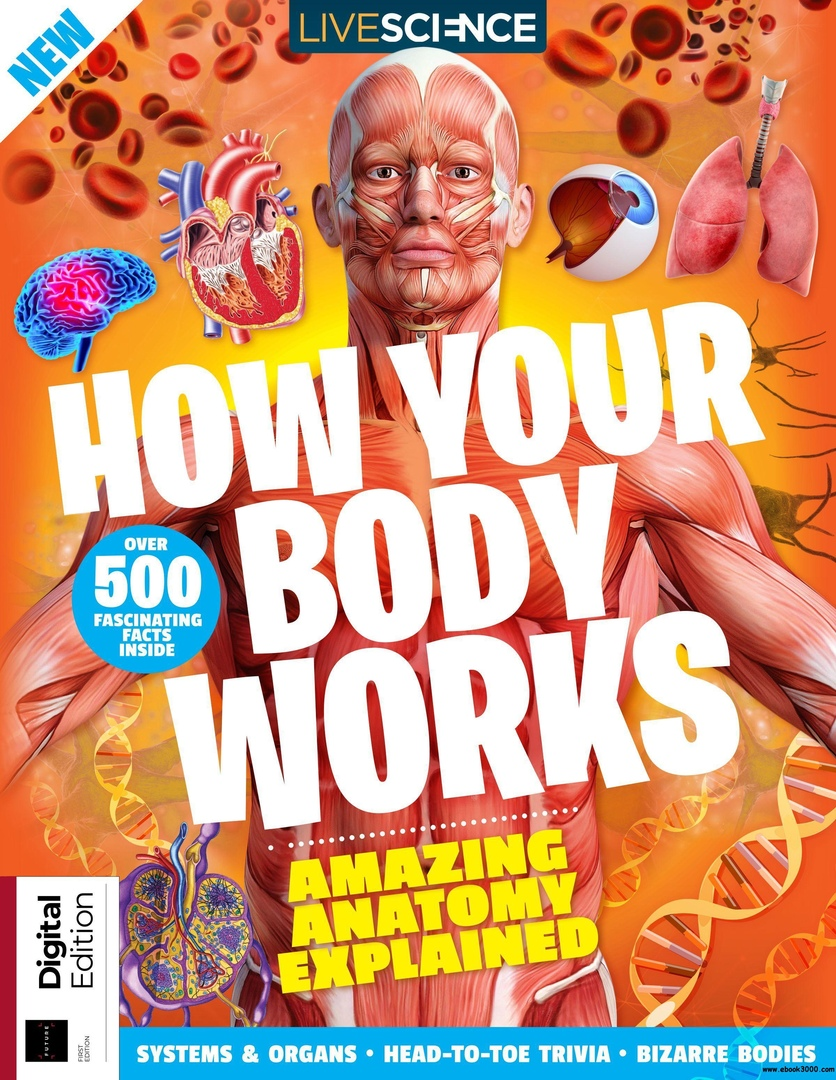 Live Science How Your Body Works - July 2019