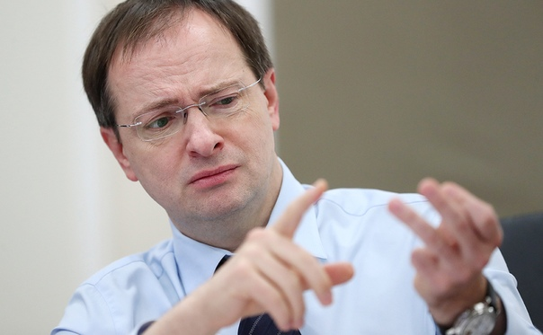 Бывший министр культуры Владимир Мединский официально стал помощником президента Путина