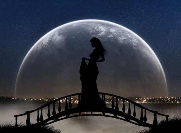Друзья мои, спокойной  вам ночи (всем, кто готовится ко сну)!