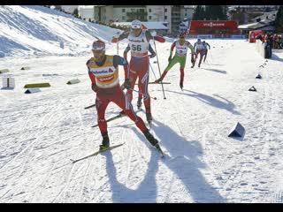 Men's 15km pursuit finals