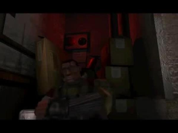 Resident Evil 3 Nemesis Tyrell