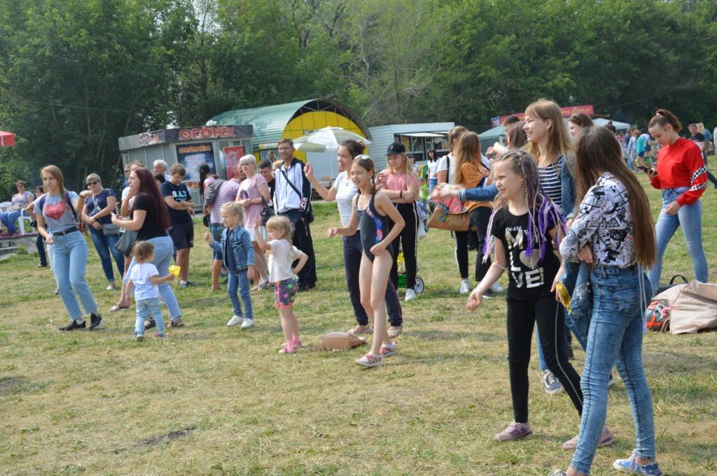 В Белове прошел I Кузбасский фестиваль водных видов спорта, здорового образа жизни и семейного отдыха