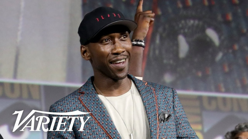 Marvel Studios Announces Mahershala Ali as Blade - Comic Con Full Panel 2019