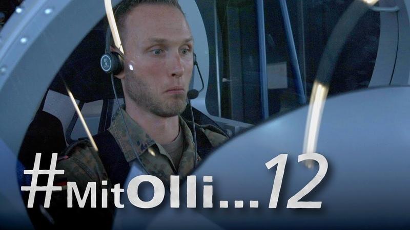 Mit Olli Traumberuf Pilot Teil 2 in Fürstenfeldbruck Bundeswehr