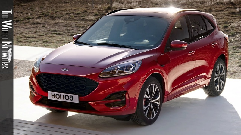 2020 Ford Kuga Plug-in Hybrid ST-Line | Driving, Interior, Exterior (EU Spec)