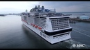 MSC Meraviglia - Coming to New York and the Caribbean in 2019!