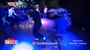 Srini Varadharajan and Denisse A. Cambria Salsa Dancing at 2nd Moscow MamboMania weekend, 10.03.19