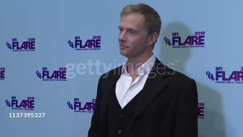 BFI Flare 'Vita Virginia' | Rupert Penry-Jones