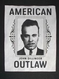 Сегодня в рубрике «Чёрный четверг*» - Джон Диллинджер