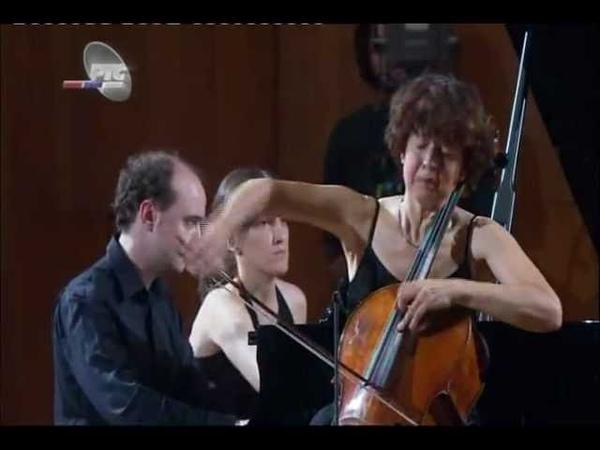 Jankovic - Lecic: Beethoven Cello Sonata No.2 in G minor, Op.5 (Mov 12)