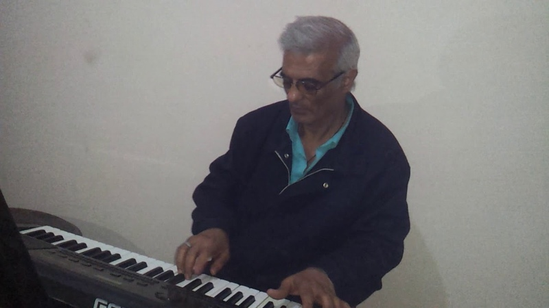 حسن با خولى الجنينة عزف موسيقى music gamel abo nama