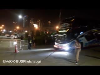 รถบัสออกจากงานทัวร์เทค เด็ดทุกคัน!!! [1-2] Thailand Tour Theque 2017.mp4