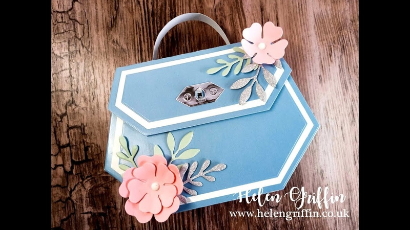 Hexagon Clutch Box Die Set from Simply Made Crafts