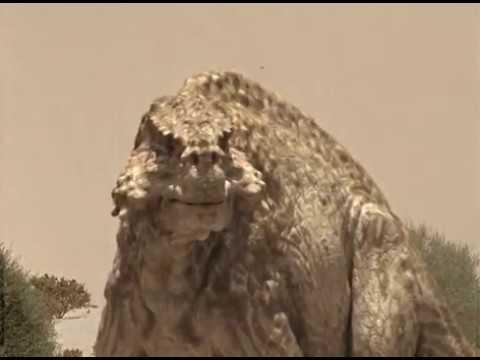 Inostrancevia vs Scutosaurus - Иностранцевия против Скутозавра [RUS]